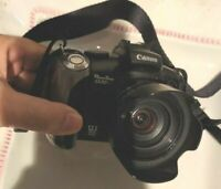 Canon PowerShot SX20 IS Fotocamera Digitale 12.1MP - Nero
