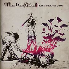 2x CD - Three Days Grace - Life Starts Now - A176
