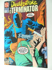 1 x comic-Deathstroke the Terminator-volumen 2-inglés-DC-z.1 -