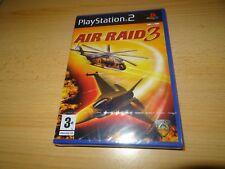 Air Raid 3 (Sony PlayStation 2, 2004) - European Version