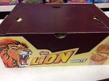 NESTLE LION WHITE Chocolate 42g - 40 Bars - BULK WHOLESALE only £14.95