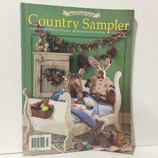 Country Sampler Special Spring Issue March 1997 Free Ship Illust