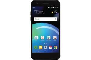 LG Phoenix 4 -- 16GB Gray LM-X210 (AT&T) LOCKED - Smartphone