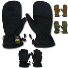 RapDom Fleece Shooter's Mittens Gloves Winter Shooting Military Patrol Army
