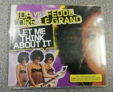 Ida Cora vs Fedde Le Grand: let me think about it CD - Preowned - Fast dispatch