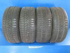 4 x 245/50R18 Winterreifen Pirelli 245 50 18