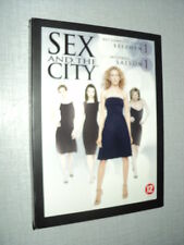 SEX AND THE CITY SAISON 1 COFFRET 2 DVD Sarah Jessica Parker
