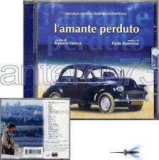 """PAOLO BUONVINO """"L'AMANTE PERDUTO"""" RARE CD OST"""
