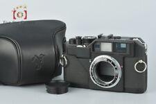 Excellent!! Voigtlander BESSA R2S Black 35mm Rangefinder film Camera