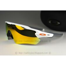 Oakley Radar EV Path Sunglasses OO9208-16 Polished White W/ Fire Iridium Lens