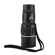 16x52 Monocular Telescope Day Night Vision HD Zoom Dual Focus Optical Hunting