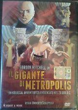 1 DVD FILM CLASSIC FANTA PEPLUM MOVIE-IL GIGANTE DI METROPOLIS THE GIANT maciste
