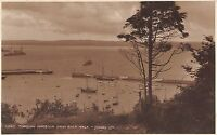 BR68177 torquay harbour from rock walk  ship bateaux uk judges 6042  real photo
