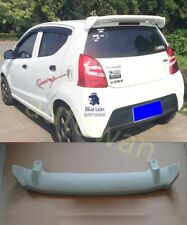 Factory Style Spoiler Wing ABS for 2008-2015 Suzuki Alto 5dr Spoilers up