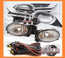 2014 2015 2016 Honda Odyssey Clear Replacement Fog Lamp Light Kit wiring switch