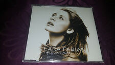 Lara Fabian/I Will Love Again-MAXI CD