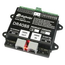 Digikeijs® DR4088CS (DC)16-Kanal Rückmeldemodul S88N 2 Leiter H0 Z21® Modellbahn