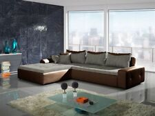 Sofas aus Kunstleder fürs Wohnzimmer in Größe XXL