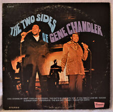 The Two Sides of Gene Chandler DJ LP EX Vinyl Northern Soul Can I Change My Mind