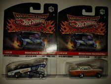 Hot Wheels Dragstrip Demons, Charger and Nova