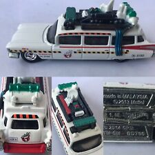 Hot Wheels Retro Ghostbusters II 2 ECTO 1A Diecast Toy 2013