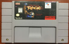 Primal Rage - SNES Super Nintendo - Tested - Cartridge Only - Authentic