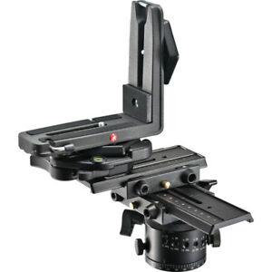 Manfrotto MH057A5 Virtual Reality & Panoramic Head (Sliding). No Fees! EU Seller