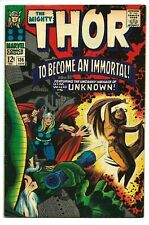 MINT THOR 136 (1967) -- UNREAD~ GRADE  HIGH 8 TO 9 ?