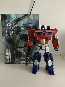 Transformers Masterpiece Generation Toy GT-03 IDW Optimus Prime US SELLER