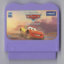 VTECH V.SMILE Cars Quatre Roues bvg game/Jeux Cartridges FRENCH Only