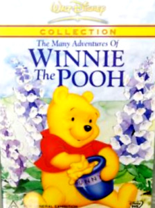 The Many Adventures of Winnie The Pooh - DVD Walt Disney Collection