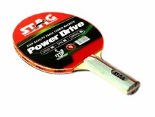 STAG Table Tennis RACKET BAT | POWER DRIVE | ITTF APPROVED