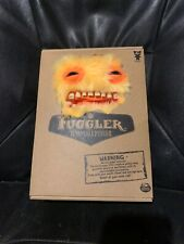 "FUGGLER Funny Ugly Monster Orange 9"" awkward bear NEW by Spin Master"
