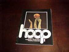 1976 Buffalo Braves v Atlanta Hawks Basketball Program 2/15 Bob McAdoo 45 pt