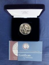 "2001 Silver Proof £5 Crown ""Victorian Anniversary"" in Case with COA    (M1/7)"