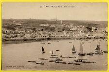 cpa 29 - CAMARET SUR MER (Finistère) Vue Générale vers 1910