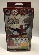 Dicemasters Marvel Amazing Spider-Man 2 Player Starter Wizkids Dice Masters