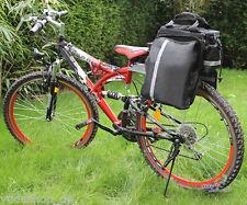 Multifunktionale Fahrrad- / Gepäcktasche Wasserdicht