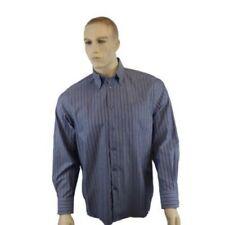 Camicie classiche da uomo grigi regolanti cotone