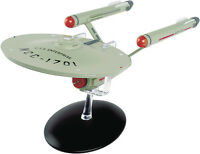 USS Enterprise NCC-1701 -  Star Trek - Metall Modell  28 cm - neu ovp