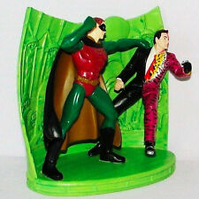 """Robin and Two-Face Mini-Statue  (from film, """"Batman Forever"""") -- [Applause Inc.]"""