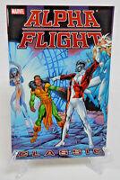 Alpha Flight Classic Volume 3 John Byrne Marvel Comics TPB Trade Paperback New