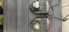 Lot de 2 Chargeur Bosch Al 1115CV + Batterie