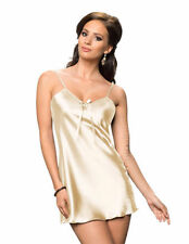 Regular Size Satin Nightdresses & Shirts for Women