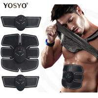 EMS Wireless Muscle fast Stimulator Trainer Abdominal Stickers free shipping