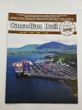 Canadian Rail Magazine Back Issue May June 2013 #554