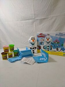 FOR PARTS ONLY Play-Doh Featuring Disney Frozen Olaf's Sleigh Ride Read Descript