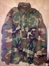 Golden Mfg Co. Camouflage Winter Coat, Size L