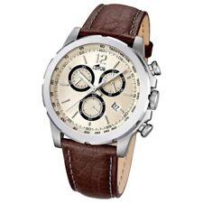 Relojes de pulsera unisex Deportivos de cuero
