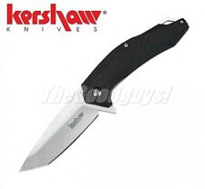Kershaw - FREEFALL Assisted Opening Knife Tanto Plain Edge 3840 NEW